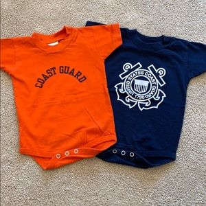 Other - Coast Guard Onesies
